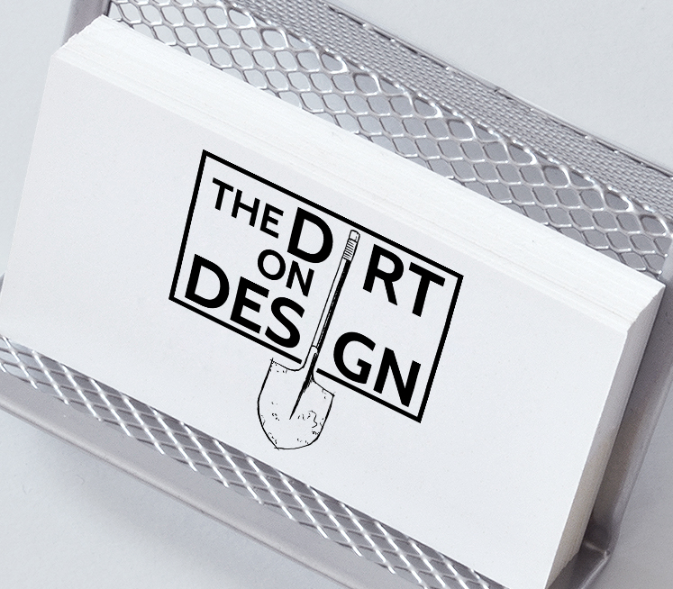 The Dirt on Design Logo