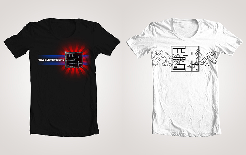 New Element Art T-Shirt Designs, 2014