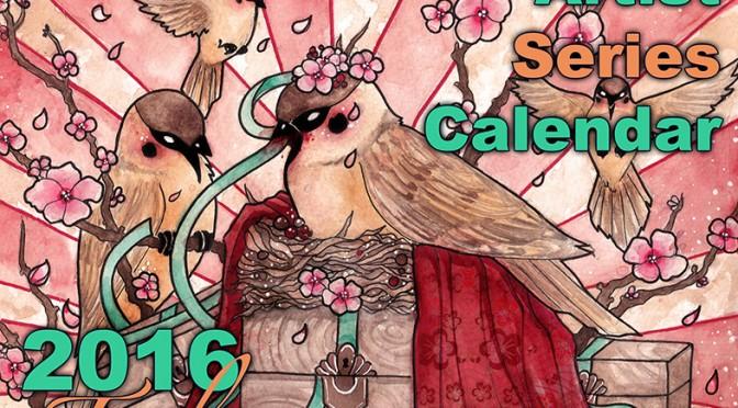 2016 Artist Series Calendar: Tales