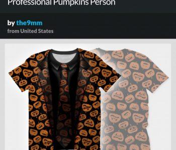 David S. Pumpkins Tee