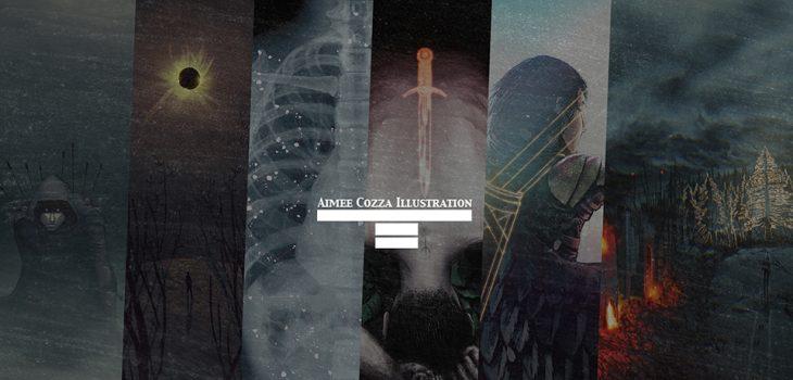 Aimee Cozza Illustration Cover Photo