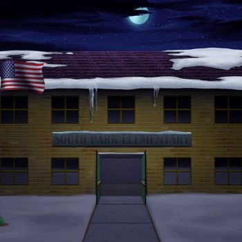 South Park Reanimate Elementary School