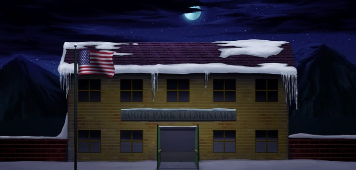 South Park Reanimate Elementary School