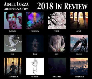 Aimee Cozza Illustration 2018 In Review