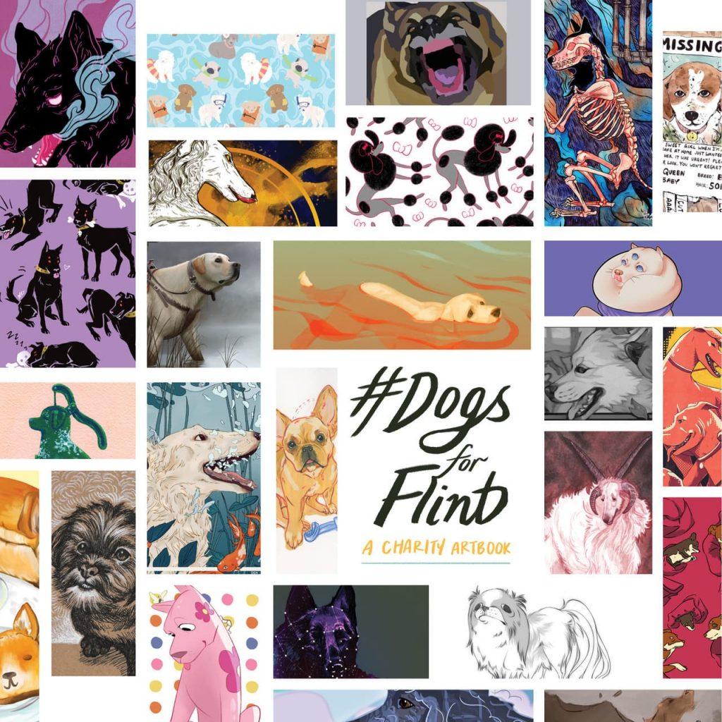 #DogsforFlint Promotional Image