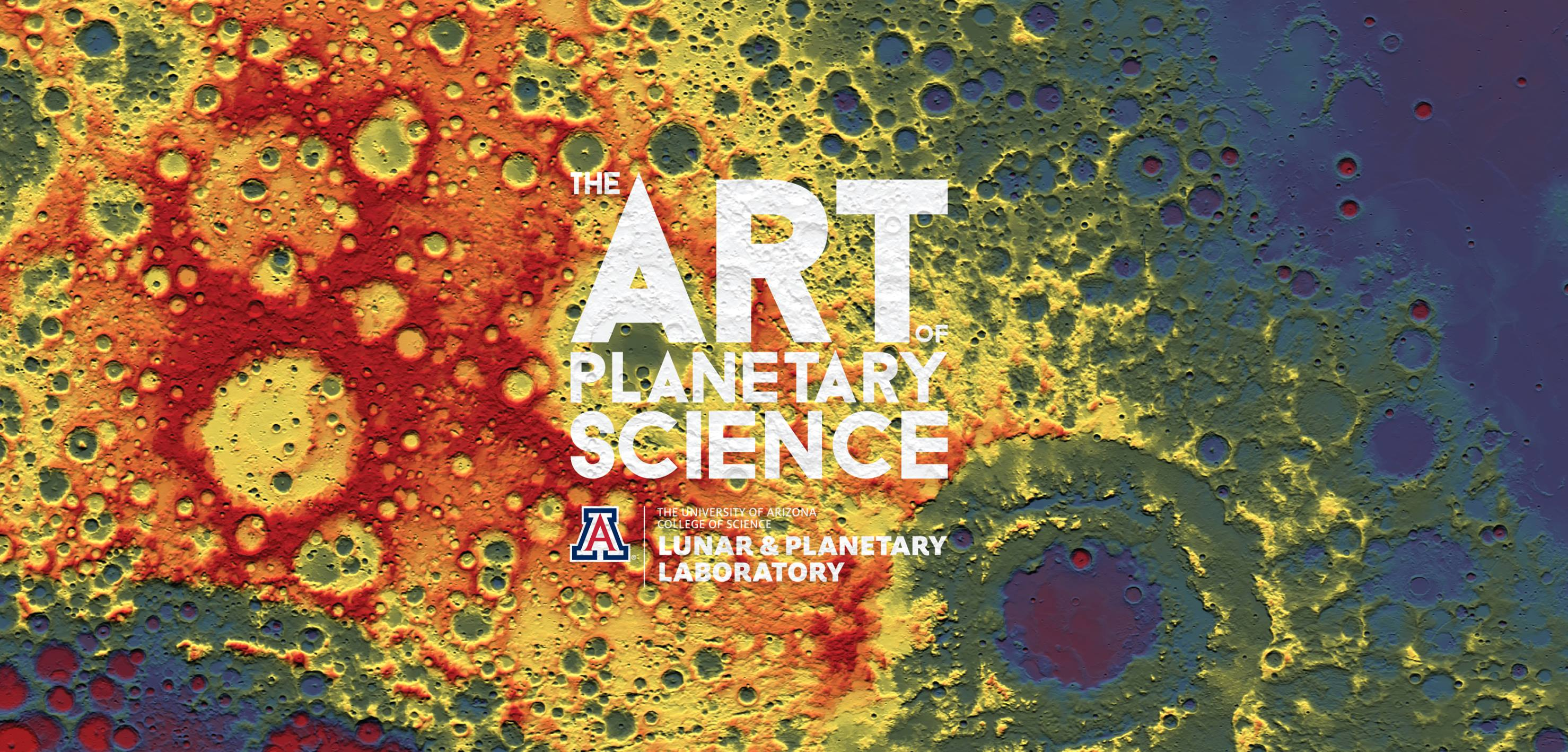 The Art of Planetary Science 2019 Exhibit