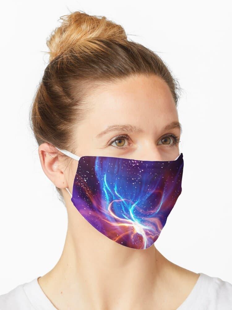 Nebulaic Facemask