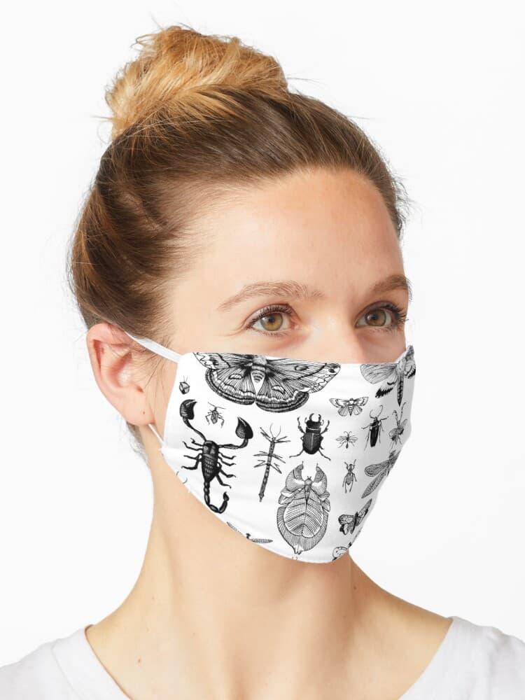 Bugs facemask